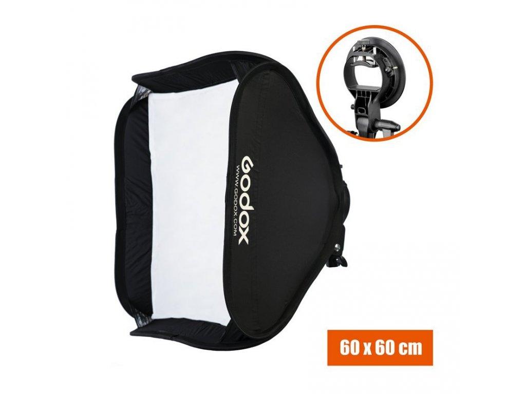 G SFUV6060 softbox pro externi blesky 60x60cm 01