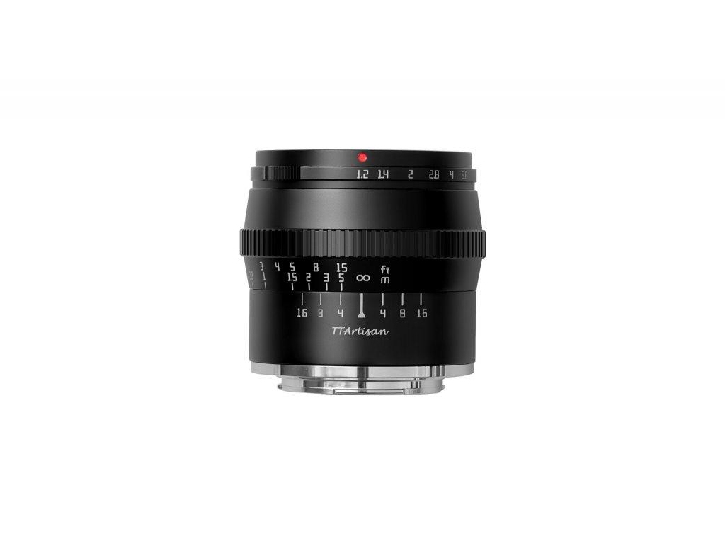 TTartisans 50mm f/1.2 pro CANON M