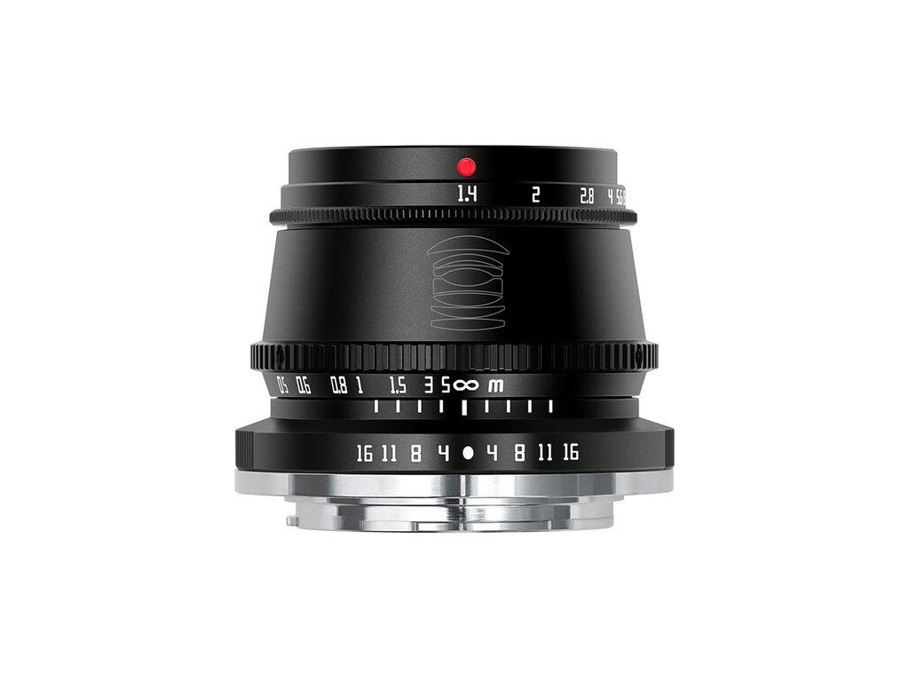 TTartisan 35mm f/1.4 pro M4/3 (olympus + panasonic)