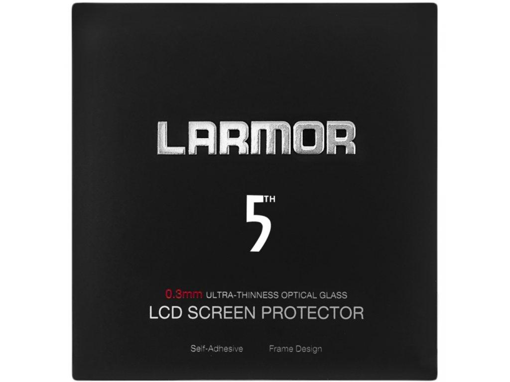 LARMOR ochranné sklo na LCD pro Fujifilm X-S10, X-T30 (T20,T10)