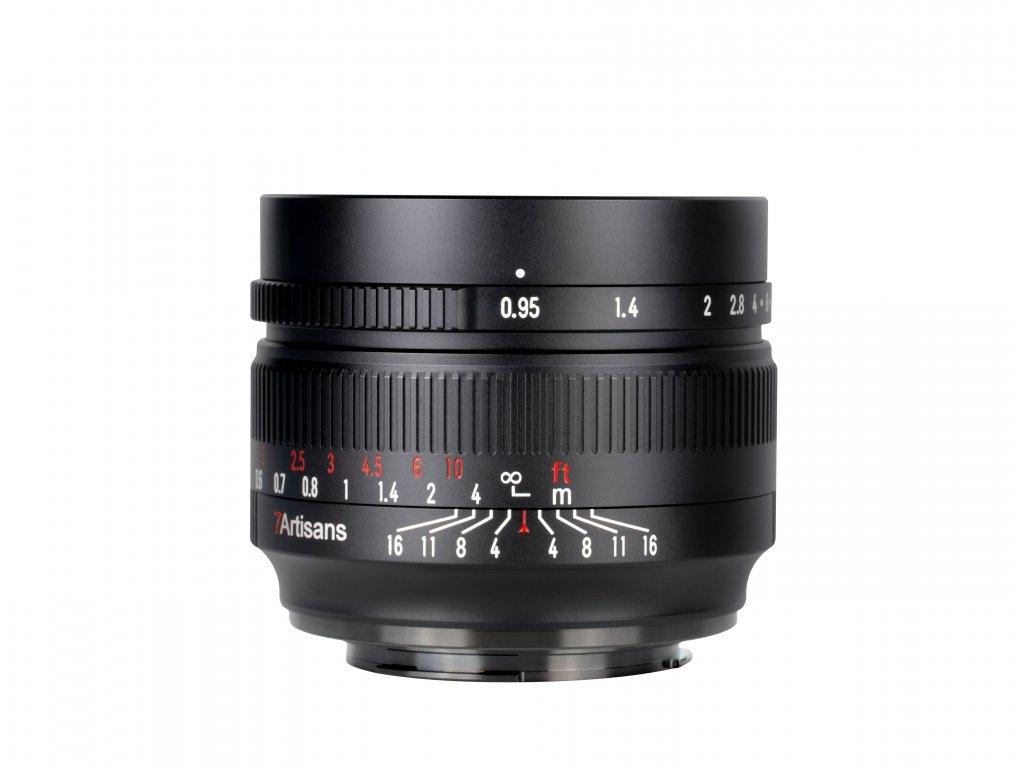 7Artisans 50mm f/0,95 pro FUJI  + fotobatoh 7artisan