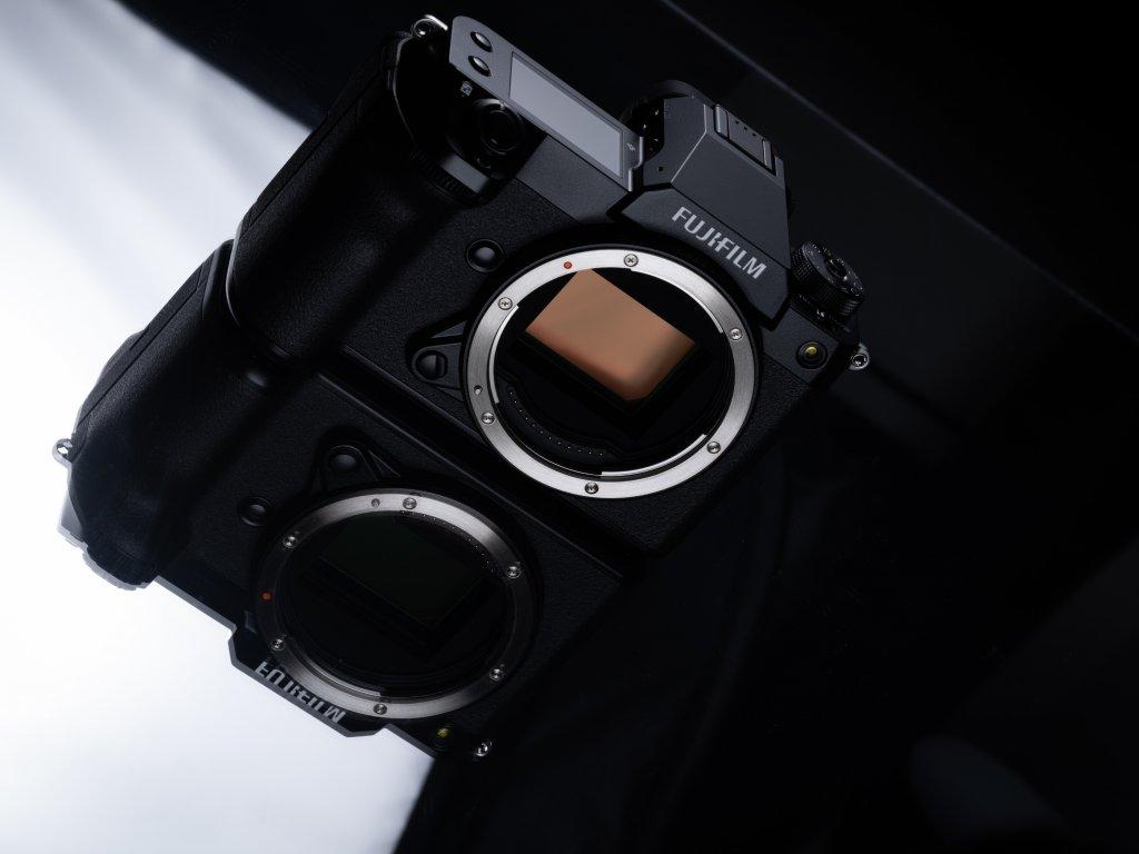 FUJIFILM GFX 50S II + GF 50/f3.5