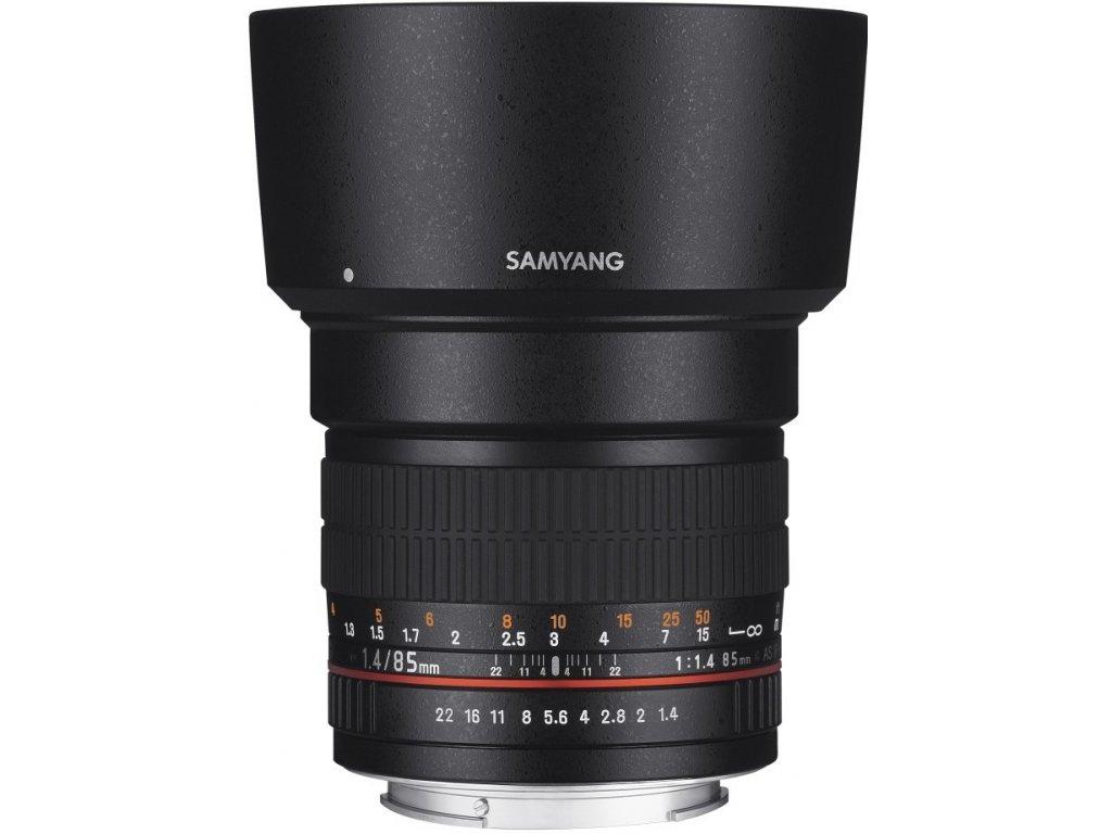 SAMYANG 85mm f/1,4 FUJI