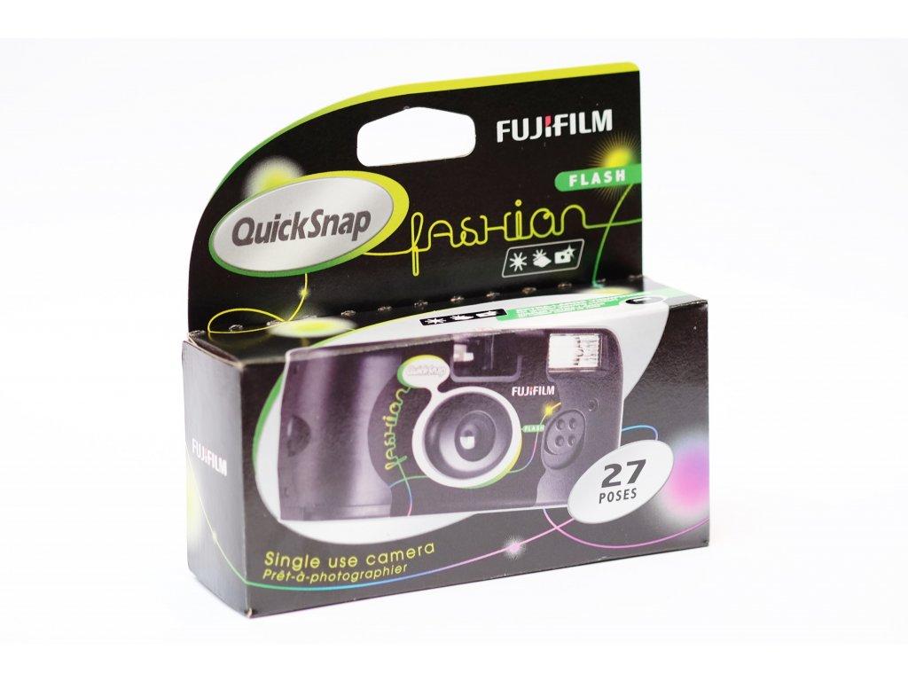 Jednorázový fotoaparát Quicksnap fashion s bleskem