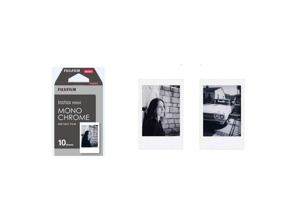 Instax mini film monochrome 10ks