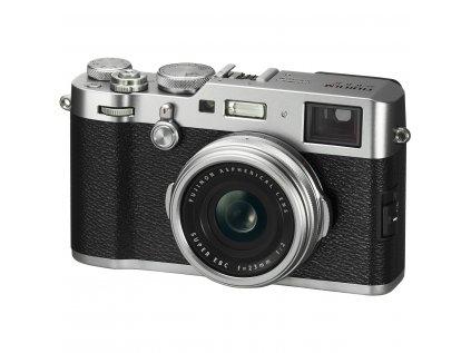 fujifilm 16534584 x100f camera silver 1311229