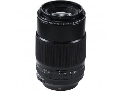 FUJINON XF 80mm f/2.8 R LM OIS WR Macro  + dárkový set v hodnotě 5 000,- Kč
