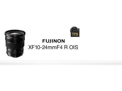 FUJINON XF10-24mm/4  + dárkový set v hodnotě 2 700,- Kč