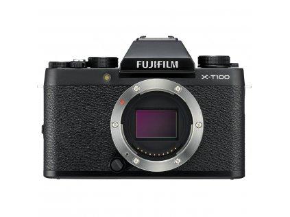 fujifilm 16582177 x t100 mirrorless digital camera 1410642
