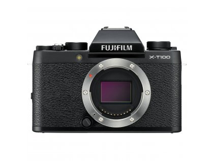 fujifilm 16582177 x t100 mirrorless digital camera 1410642