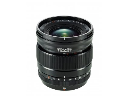 FUJINON XF 16mm/f1.4 R WR  + dárkový set v hodnotě 2 700,- Kč