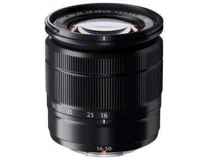 FUJINON XC 16-50mm/f3,5-5,6 OIS  + dárkový set v hodnotě 2 000,- Kč