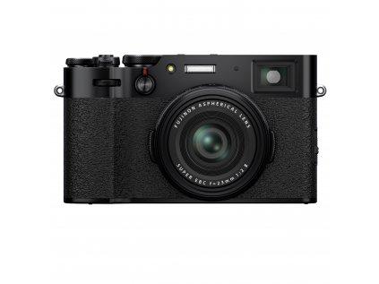 X100V black front