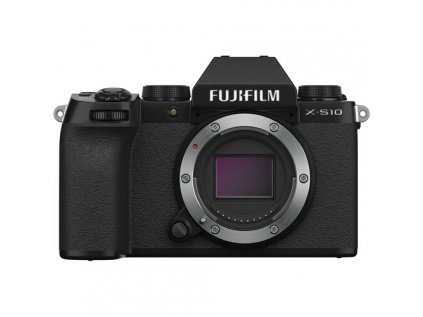 FUJIFILM X-S10  + Dárkový set v hodnotě 2289Kč