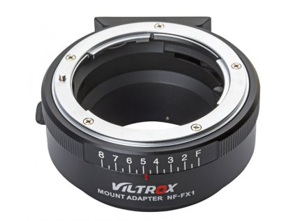 VILTROX smart adapter pro NIKON objektivy  NF-FX 1