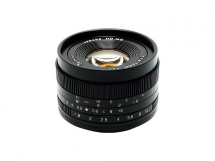 13817 7 7artisans 50mm f 1 8 aps c objektiv fuji fx