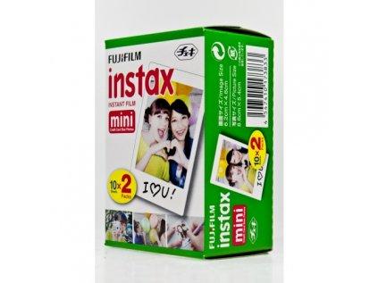 INSTAX mini FILM 20 fotografiÍ