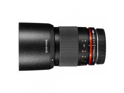 SAMYANG 300mm f/6,3 reflex FUJI