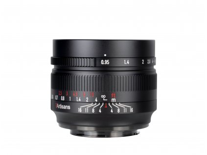 7Artisans 50mm f/0,95 pro FUJI