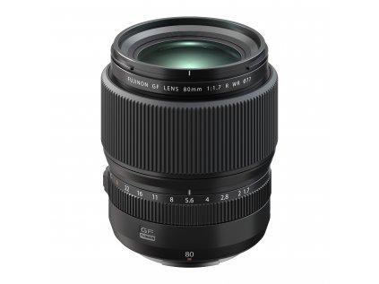 GF80mm lens top
