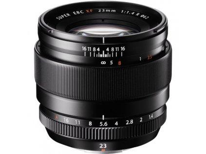 FUJINON XF 23mm f/1.4  + dárkový set v hodnotě 2 500,- Kč