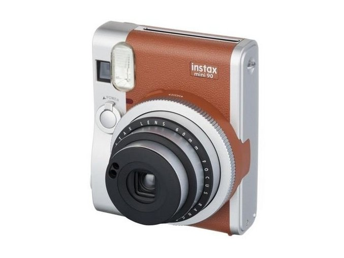 INSTAX MINI 90 INSTANT CAMERA BROWN