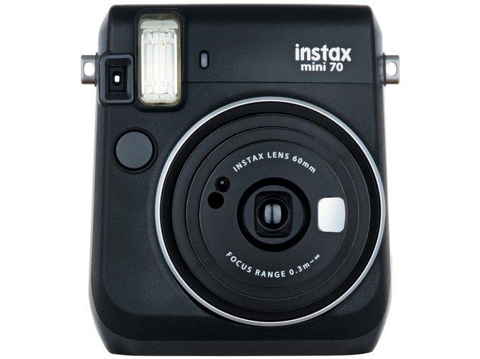 INSTAX MINI 70 CAMERA Black EX D