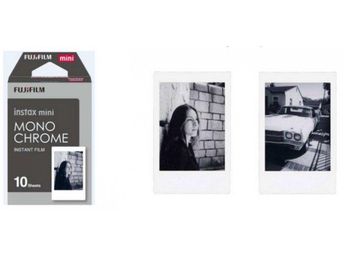 Instax mini film monochrome 100ks