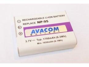 baterie NP95 (neoriginál) AV