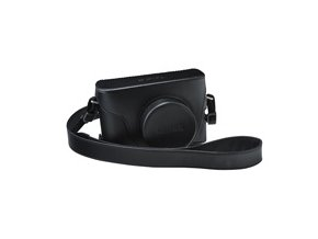 LC-X100SB Premium Leather Case Black (X100)