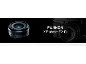 FUJINON XF 18/2.0