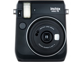 INSTAX MINI 70 CAMERA Black EX D