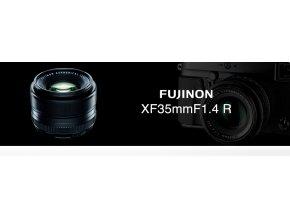 FUJINON XF35/1.4+cashback 1400,-Kč+dárky za 2000,-Kč!