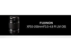 FUJINON XF55-200mm/f3,5-4,8+cashback 2800,-Kč+dárkový set za 3000,-Kč