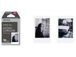 Instax mini film monochrome 50ks