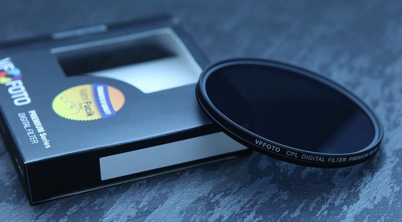 C-PL filtr PS CPL III různé velikosti velikost: 77, typ filtru: polarizační