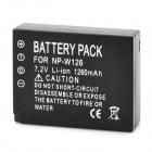 baterie NP-W126 (neoriginální) HAHNEL