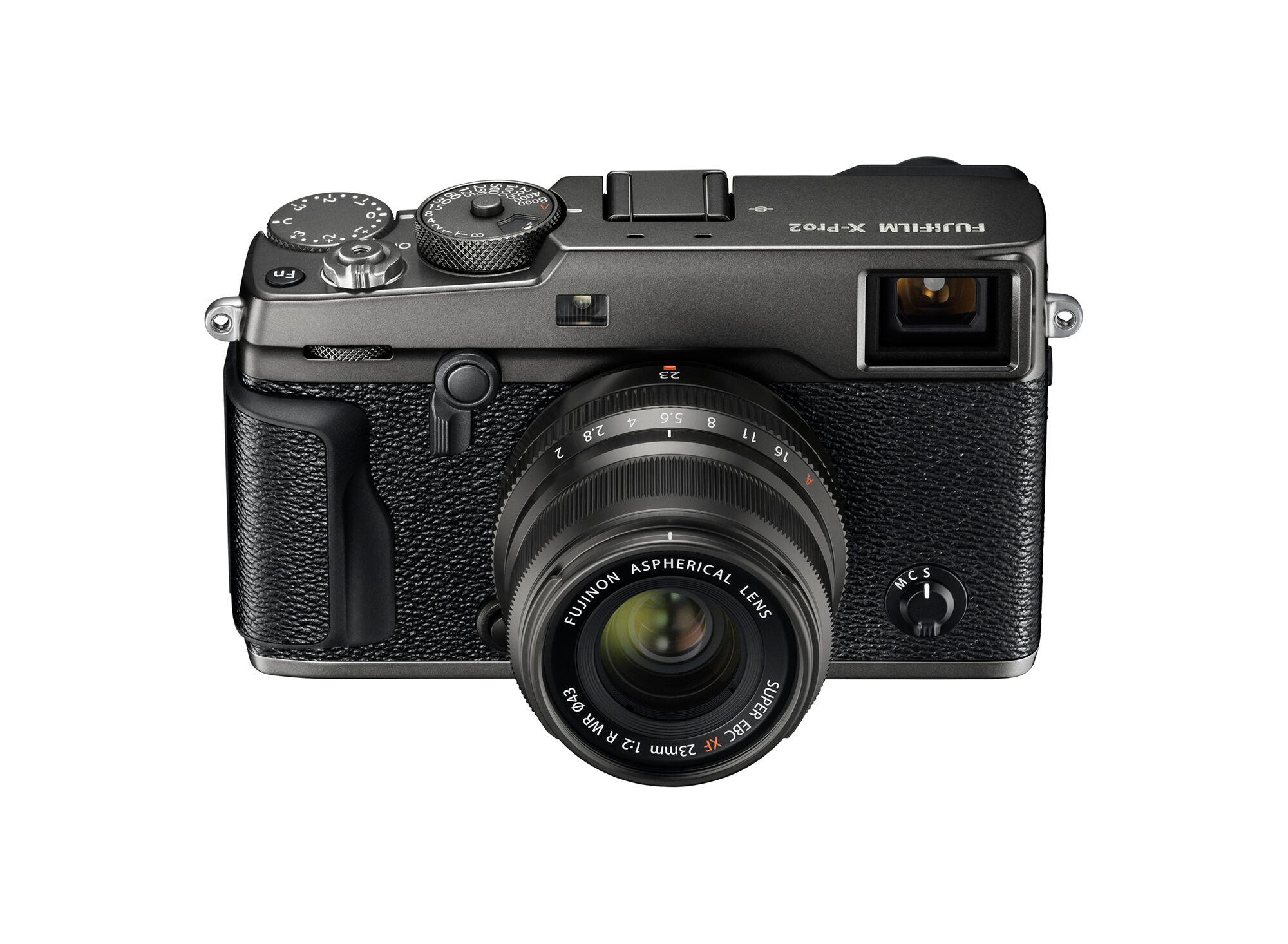 FUJIFILM X-PRO2 + XF 23mm/f2 R Graphite Edition CAHSBACK 5200,- Kč + dárkový set v hodnotě 5 300,- Kč