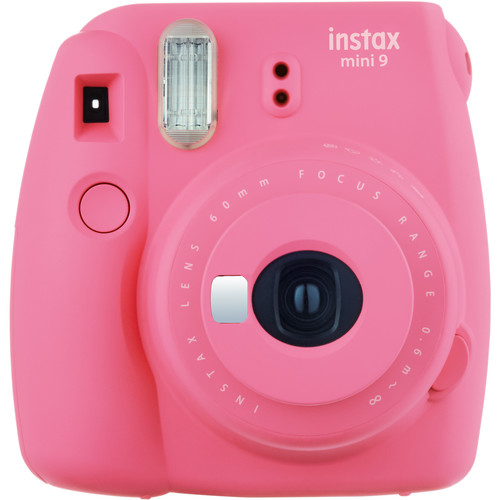 INSTAX MINI 9 Barva: Flamingo Pink