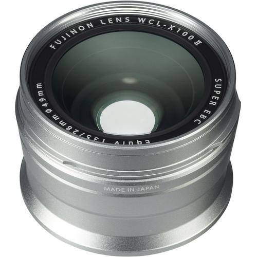 WCL-X100II. Barva: stříbrná