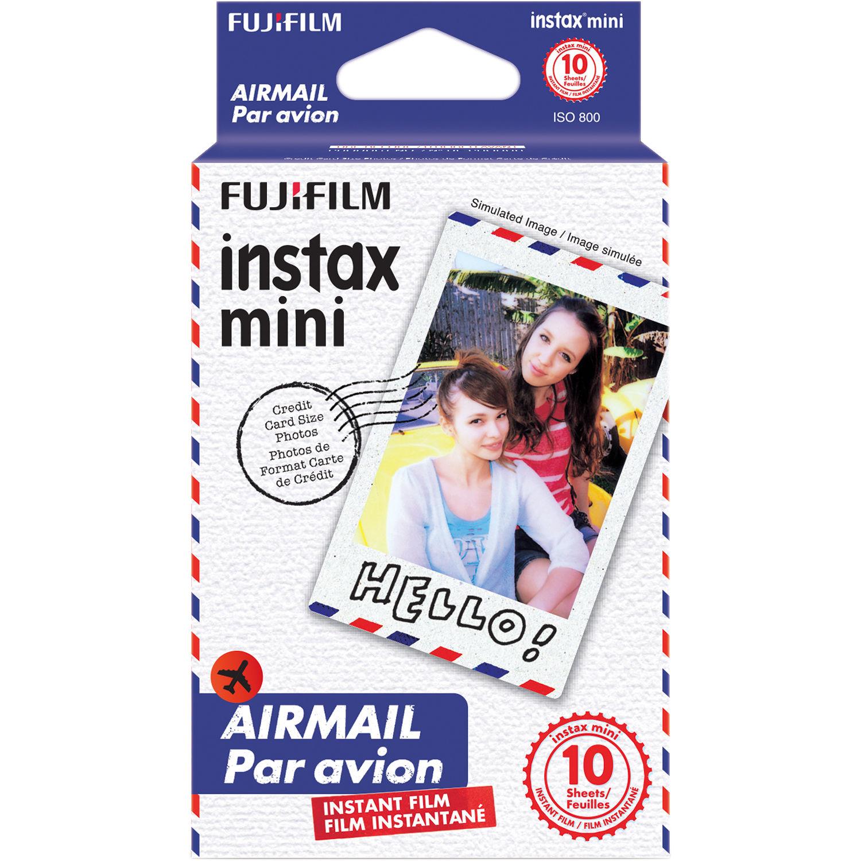 Instax mini film AIRMAIL