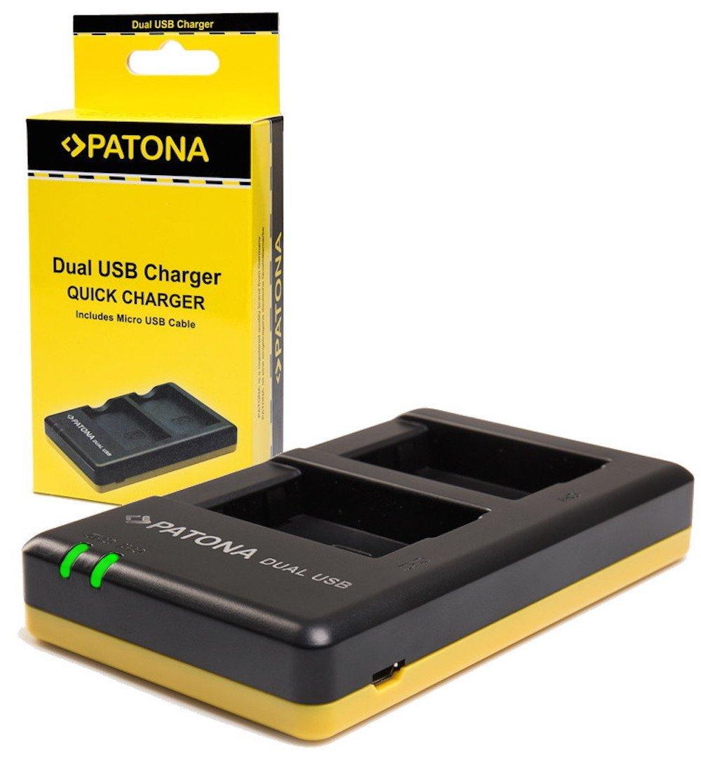 Nabíječka Patona Dual USB Charger