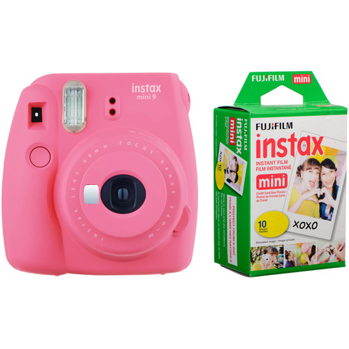 INSTAX MINI 9 + FILM Barva: Flamingo Pink