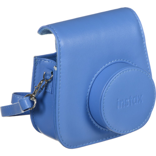Instax Mini 9 camera case with strap (obal) Barva: Cobalt Blue