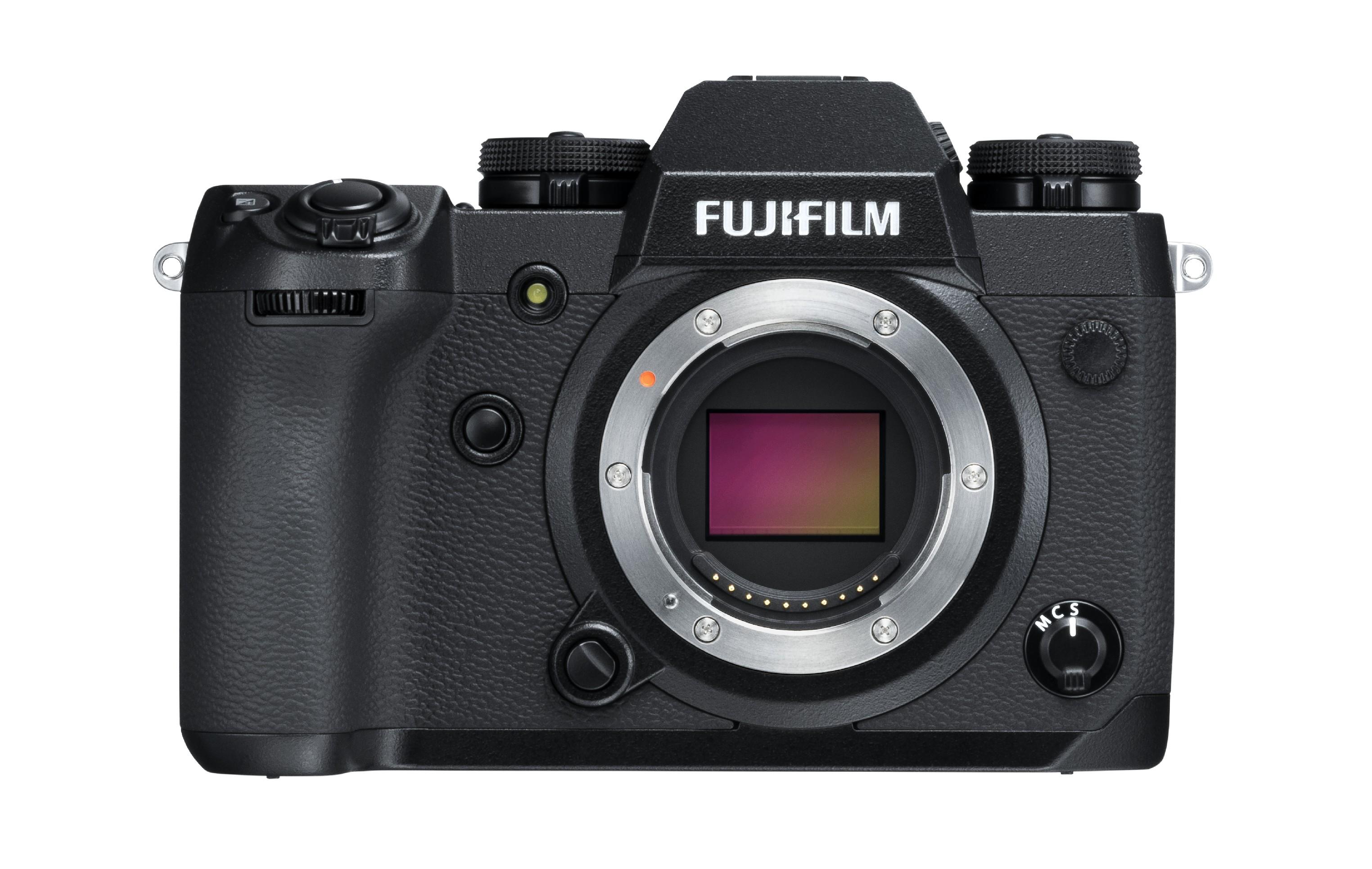 FUJIFILM X-H1 CASHBACK 6400,-Kč + dárkový set v hodnotě 5 300,- Kč