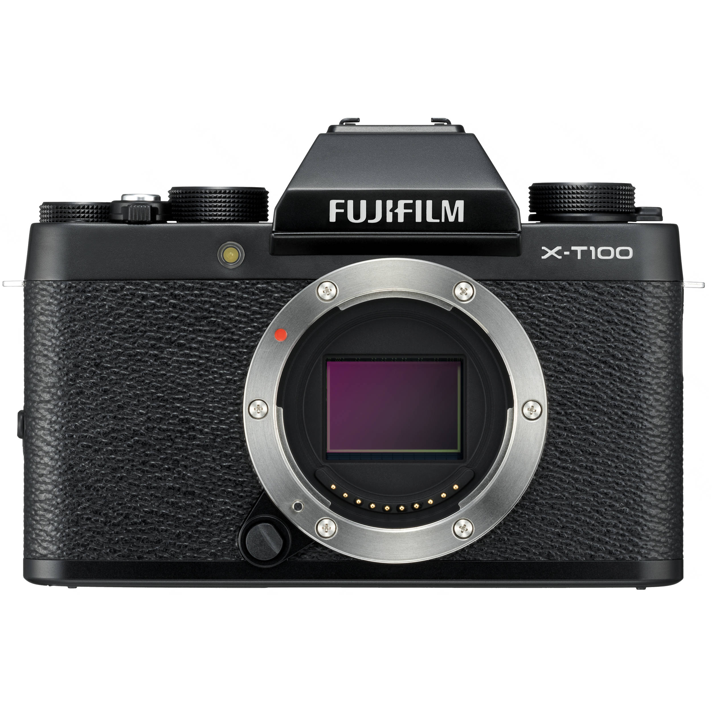 FUJIFILM X-T100 (tělo) Barva X-T100: Černá