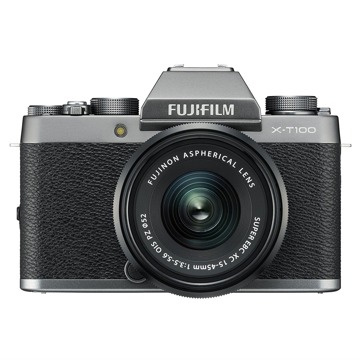 FUJIFILM X-T100 + XC 15-45mm/f3,5-5,6 OIS + dárkový set v hodnotě 2 800,- Kč (workshop, náhradní baterie, USB nabíječka, SD karta) Barva X-T100:…