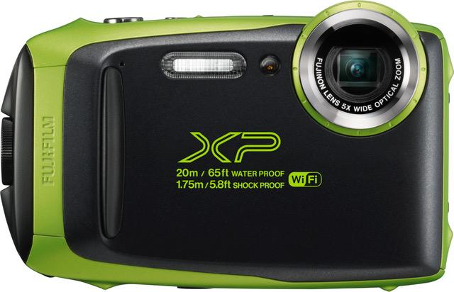 Fujifilm XP130 Barva: zelený