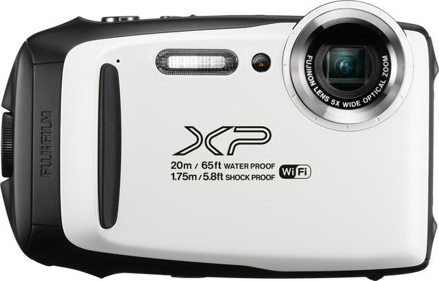 Fujifilm XP130 Barva: Bílý