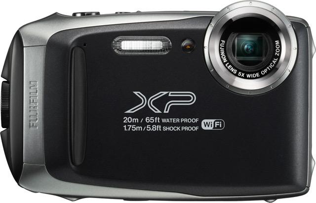 Fujifilm XP130 Barva: šedý